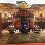 AYON AUDIO alias Living Sound na Klangbilder 2016