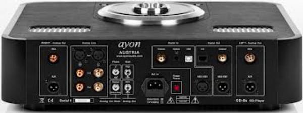 AYON CD-5s rear