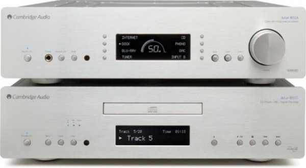 CAMBRIDGE AUDIO Azur 851A + 851C