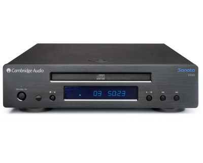 CAMBRIDGE AUDIO CD-30 black