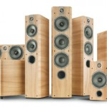 FOCAL Chorus 700V Series in light walnut