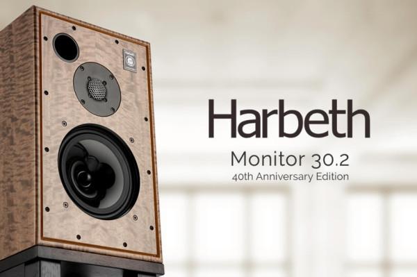 HARBETH Monitor 30.2 40th Anniversary Edition