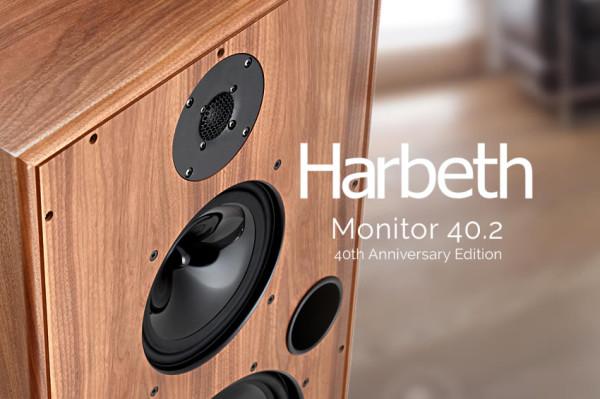 HARBETH Monitorb 40.2 40th Anniversary Edition