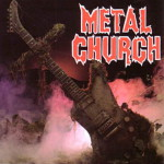 METAL CHURCH first LP